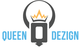 logo queen dezign